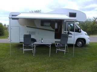 Camper for 6 people, bunk bed / CF6