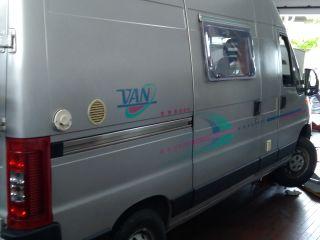 Bologna –  Van furgonato FIAT ADRIA