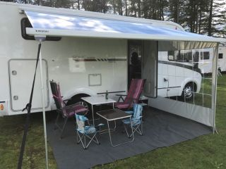Adria Sonic I 600 SL - Luxurious and spacious integral camper for summer and winter