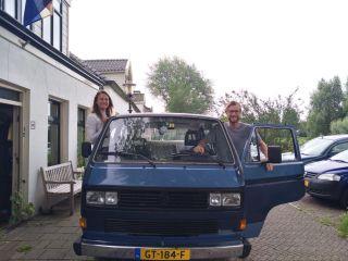 Goofy  – Goofy - Volkswagen T3 caravelle budget huren