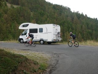 affittare una casa mobile, camper