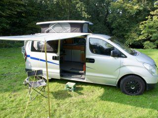 On the move – Nieuw ingebouwde Buscamper