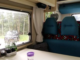 Extremely user-friendly clean camper. (Midden-Drenthe)