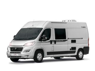 Vehicle 4 – 2-4 berth 2018 model deceptively spacious campervan (V4)