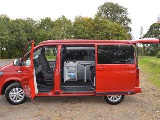 Delilah – VW Transporter T6 4 Berth