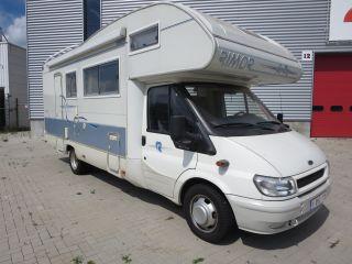 Ford Rimor spacious camper
