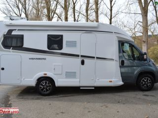 New luxury and spacious Weinsberg Caraloft with lift bed (W1)