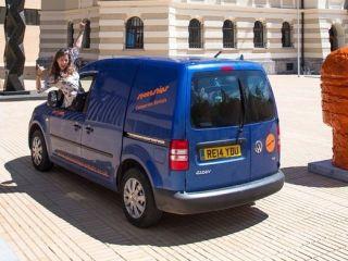VW Campingwagen (Edinburgh)