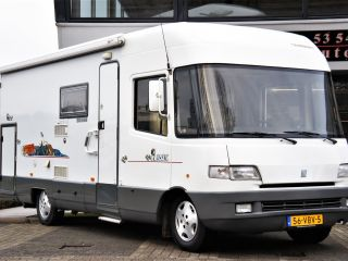 Early booking offer! .Our cozy decorated Ducato camper 690 4 p.