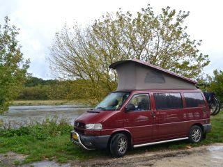 de Roeije – Stoere Buscamper 'de Roeije' Volkswagen T4 Westfalia California