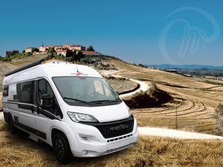 Buscamper Carthago Malibu 640LE met lengte bedden! Bjr 2016