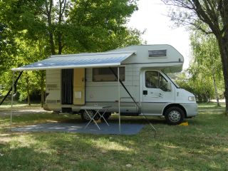 Hymer Camp 544