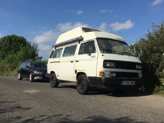 Classic and Original VW Westfalia California Vanagon