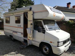 Camper rental 5 beds
