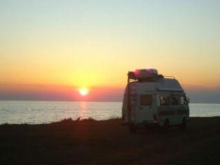 Shantifalia – Westfalia, camper vintage con 6 pax e 4 posti letto