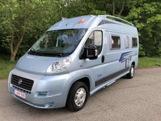 Compact bus camper with all luxury