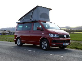 Ruby – Ruby the 2018 VW California Ocean