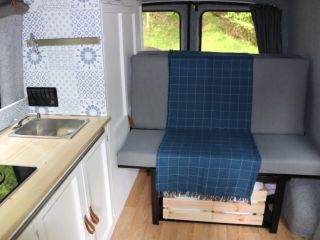 Bristol based contemporary camper van