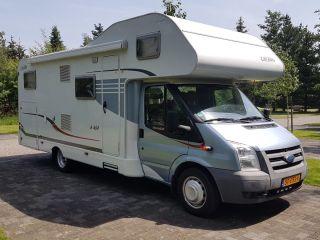 Kees – Carado A464 Alkoof Camper