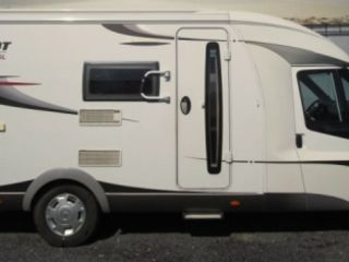 Camper, with single beds and 3 berths / BSB3