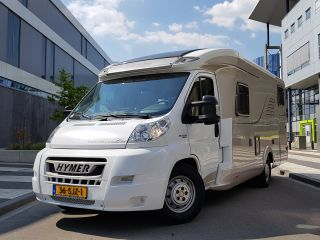 HYMER TRAMP 674 CL EXCLUSIVE LINE