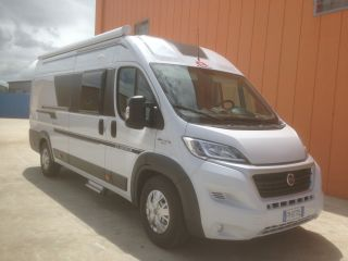 Twin 640 SPX – Brand new Adria van