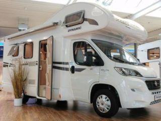A-type – Nieuwe ruime 2 - 4 persoons camper, vast bed, navi