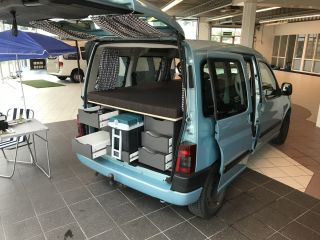 CITROEN BERLINGO CAMPER 2 SLEEPING AIRCO