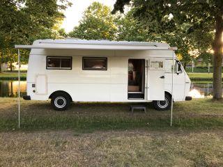 Otto – Inpakken en wegwezen met Otto! Volledig ingerichte avontuurlijke camper!