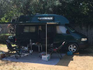 De Groene Draeck – Compacte, Westfalia 'California Exclusive' zeer compleet uitgerust!