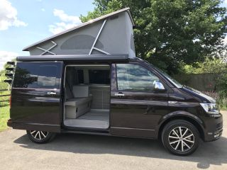 Mrs Plum – VW California Ocean top specification - Mrs Plum