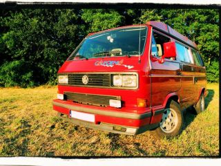 Volkswagen T3 California – Nostalgic on holiday with a Volkswagen California