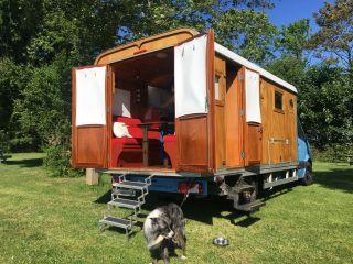 Tatanka – Moderne Pipo wagen voor al uw droombestemmingen!!