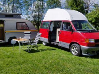 Multivan – Stoere Volkswagen Multivan Camper