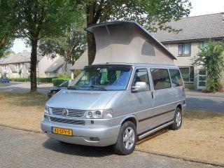 Volkswagen T4 California Freestyle camperbus voor 4 personen