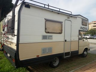 Camper Ford Arca