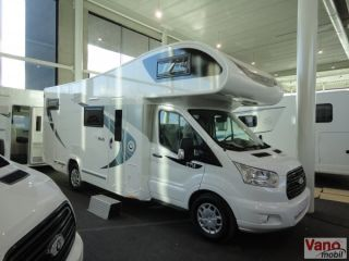 Chausson Flash C714GA 6 pers + trekhaak