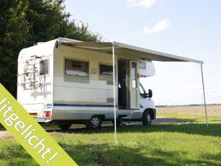 Affordable (winter) camper 2001