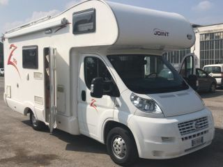 CAMPER 6POSTI + NAVI + PANNELLO SOLARE + CAMERA FULL OPTIONALS