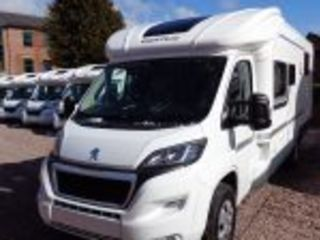 Giottiline Therry T38 - Luxury 2018 Motorhome