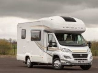 'Codger' – Motorhome – Sleeps 4 – Travels 4 (Dublin)