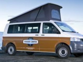 Lady Ga-Gas – VW T5 – Sleeps 4 – Travels 4 (Dublin)