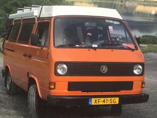 BOB-Mobiel – De BOB-Mobiel VW T3 (met verwarming)