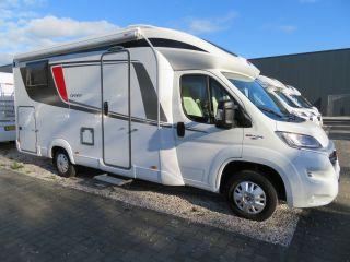 Bürstner Lyseo luxe 2 persoons camper uit 2018
