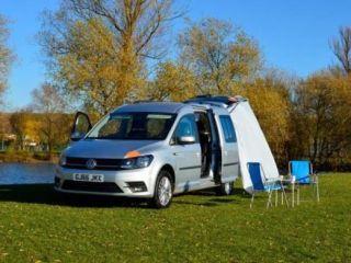 VW DELTA premium 2 berth (Manchester)