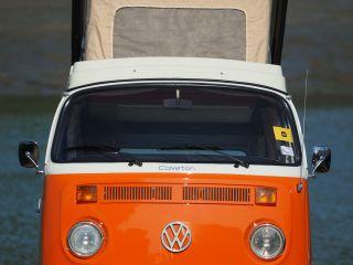 COMPTON – COMPTON - 1975 VW Classic T2 Campervan