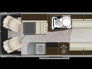 Family Friendly 4 berth T 669 (Gatwick)
