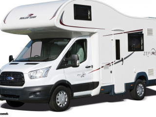 Ford Zefiro 675 1-6 ligplaats Camper (Preston)