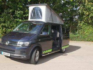 Volkswagen t6  highline