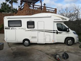 d85a2558a96905 Campervan hire Spain - Private motorhome hire